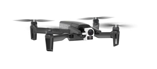 French drone maker Parrot launches the ANAFI Thermal 0000